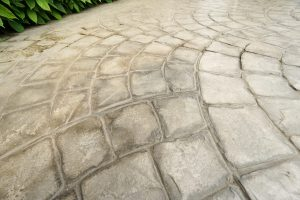 Charlotte Stamped Concrete