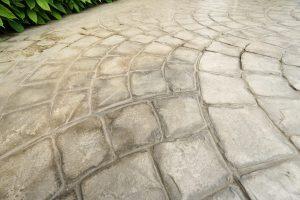 Charlotte Stamped Concrete